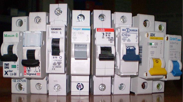 Как подобрать автоматический выключатель для бытовой техники