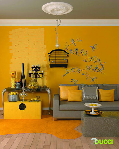 Какую краску для стен предпочесть