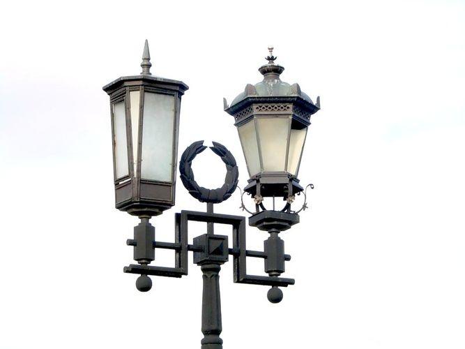 Современные опоры освещения – неотъемлемые элементы городского пейзажа