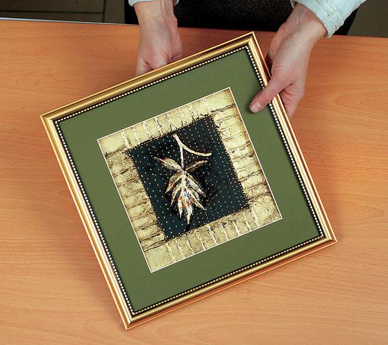Как сделать рамку для гербария 15