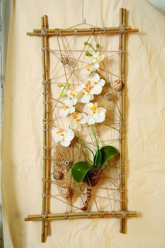 Коллаж своими руками. Вечноцветущая орхидея