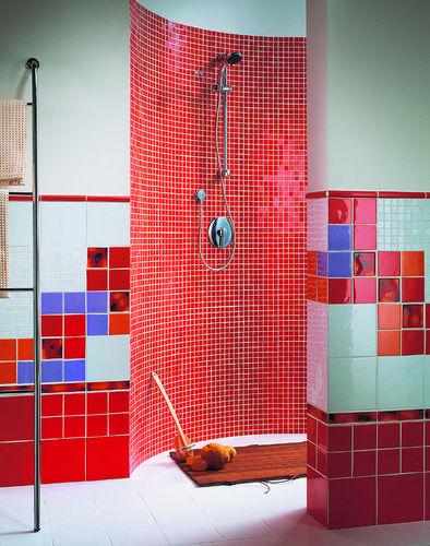 Мозаика в ванной и на кухне: идеи применения