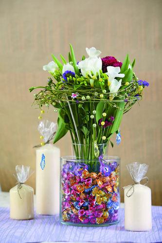 Весенние цветы своими руками