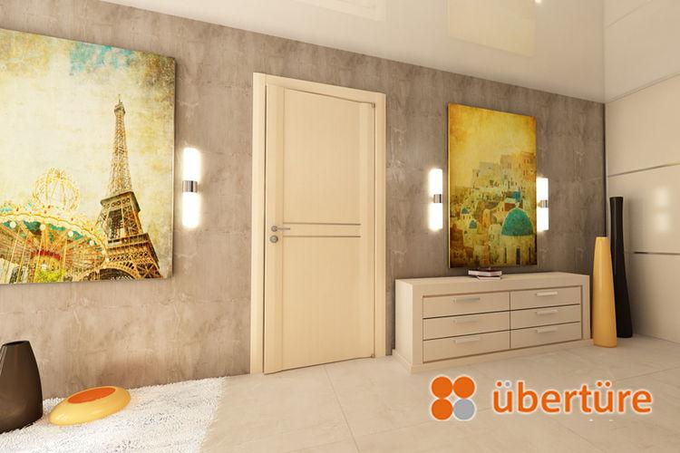 двери в квартире фото