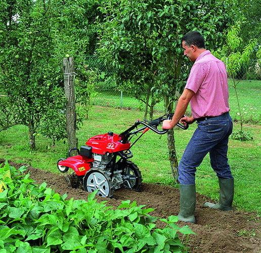 Выбираем технику для сада