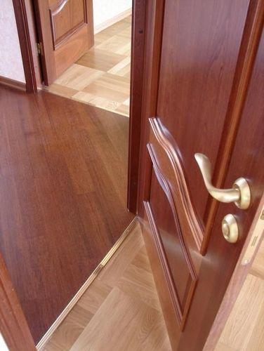 Загадка деревянной двери