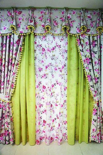 Мода на шторы