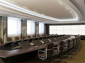 Какими бывают залы заседаний?