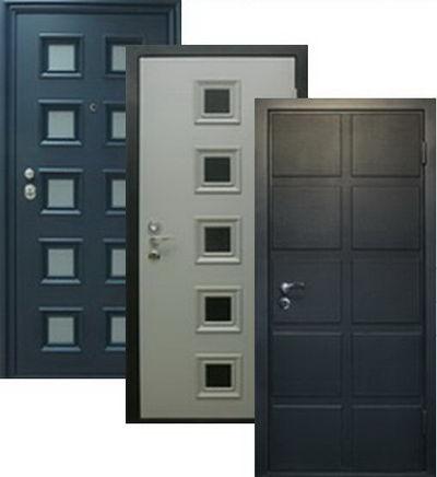 индивидуальные входные двери салон