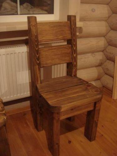 Фото стулья из дерева своими руками