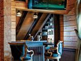 Деревянный дом из бруса по-сибирски