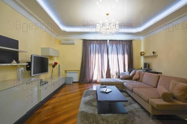 Дизайн квартиры классическом стиле