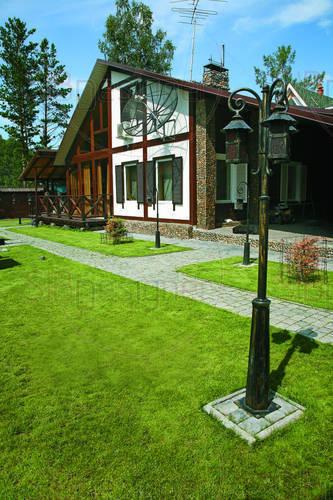 Загородный дом в европейском стиле