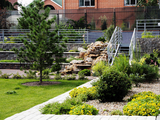 Английский сад с сибирским колоритом