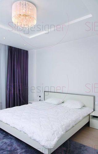 минималистическая спальня