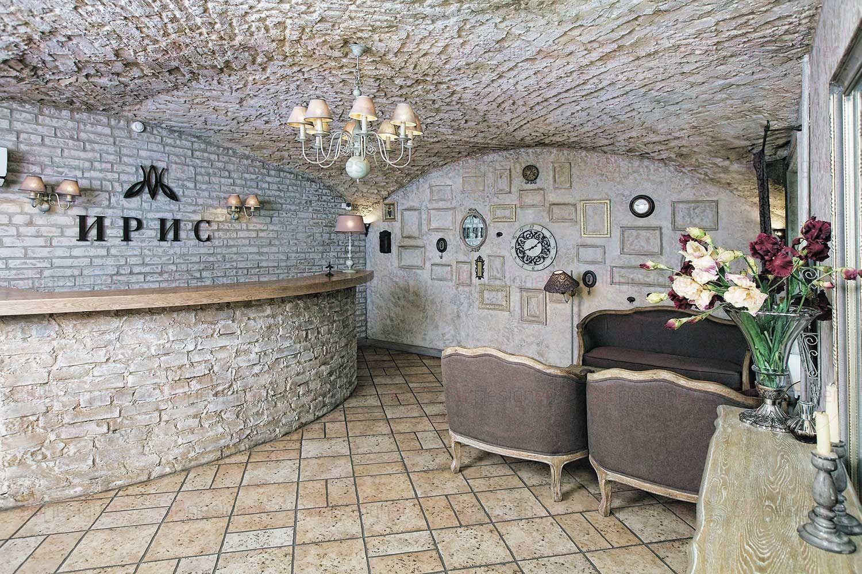 Хранитель времени - интерьер отеля в историческом здании