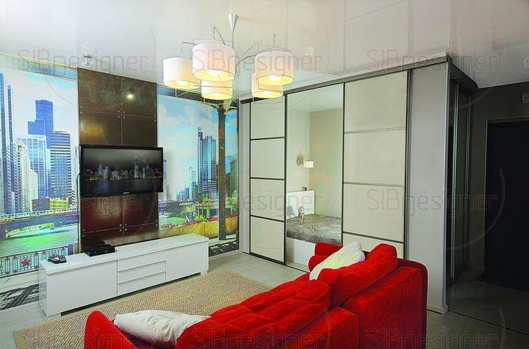 интерьер небольшой квартиры