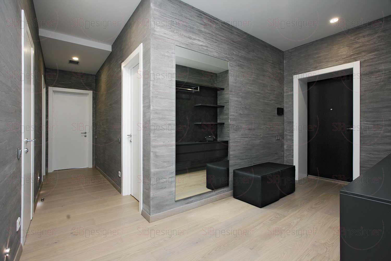 Двери для интерьера Светлана выбрала в белом цвете. Они перекликаются с фасадами белой глянцевой кухни и продолжают ее стилистическую «линию» в других помещениях.