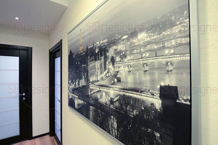 Небольшая квартира с «большим» пространством