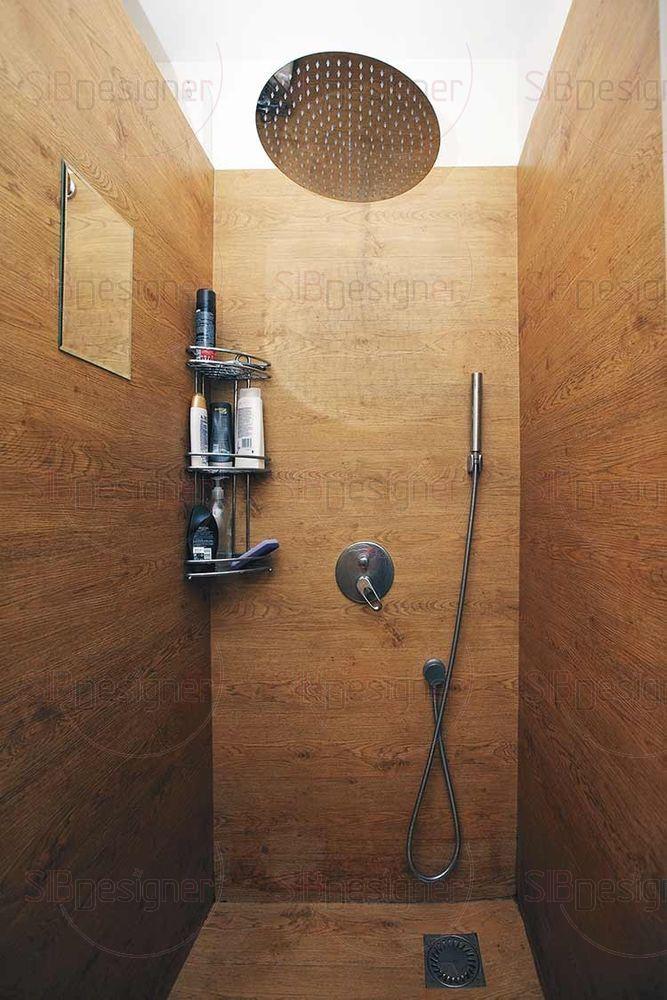 Вентиляция в санузле скрытая – все продумано так, чтобы не терялось ни одного квадратного сантиметра свободного пространства.