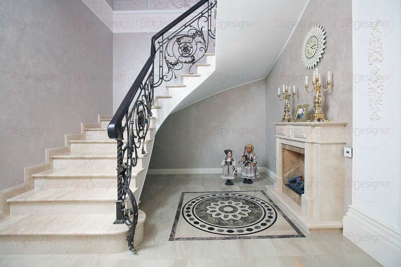 Лестница – одно из главных достоинств дома.