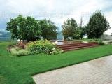 Реконструкция сада