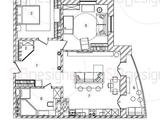 Интерьер в стиле контемпорари по принципу открытого пространства