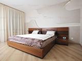 Геометрия в интерьере трехкомнатной квартиры