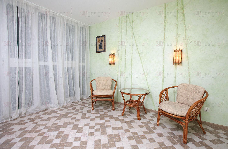 Комната для зимнего сада