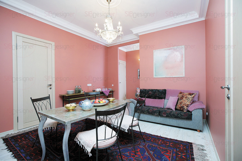Квартира в сталинском доме