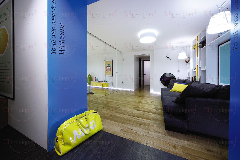 Новый интерьер квартиры