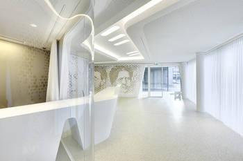 Интерьер-дизайн для банка