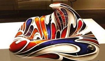 Раковина - абстракция