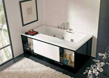 Ванна-шкаф: 2в1