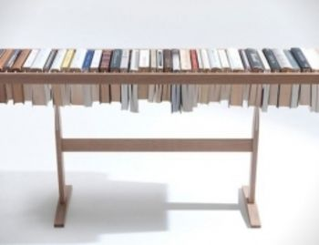 Вешалка для книг