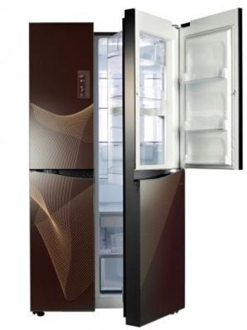 Чувственный холодильник
