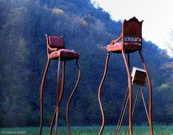 Гигантская мебель