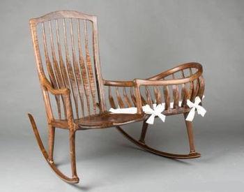 Колыбель-кресло-качалка