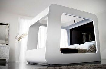 Кровать высоких технологий