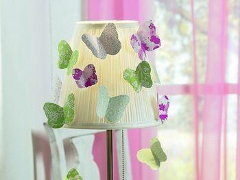 Бабочки в моем фонаре