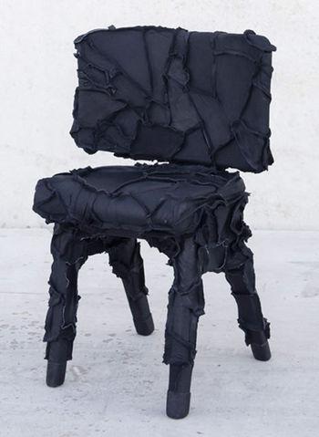 Новая кожа старых стульев