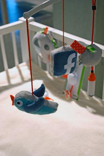 ВКонтакте с малышом