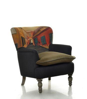 Картины на мебели