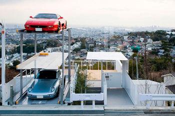 «Люблю машины» по-японски