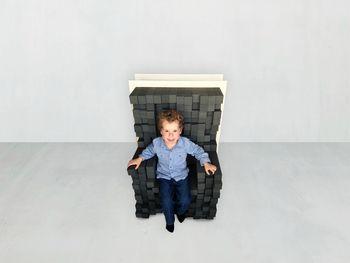 Настрой себе кресло