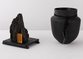 Вулканический дизайн