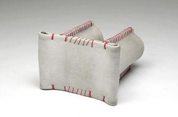 Табурет из бетона