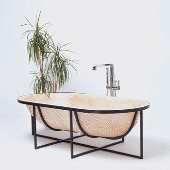 Сплести ванну