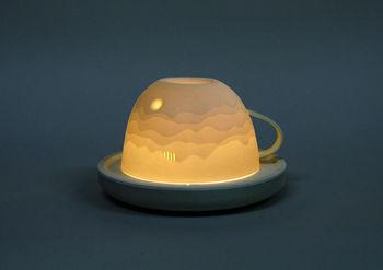 Кружка-светильник