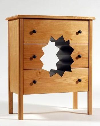 Мебель с «изюминкой»